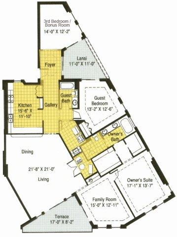 Plan - Alexandra II